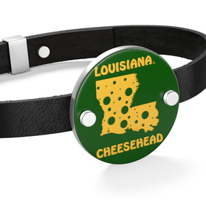 LOUISIANA Leather Bracelet