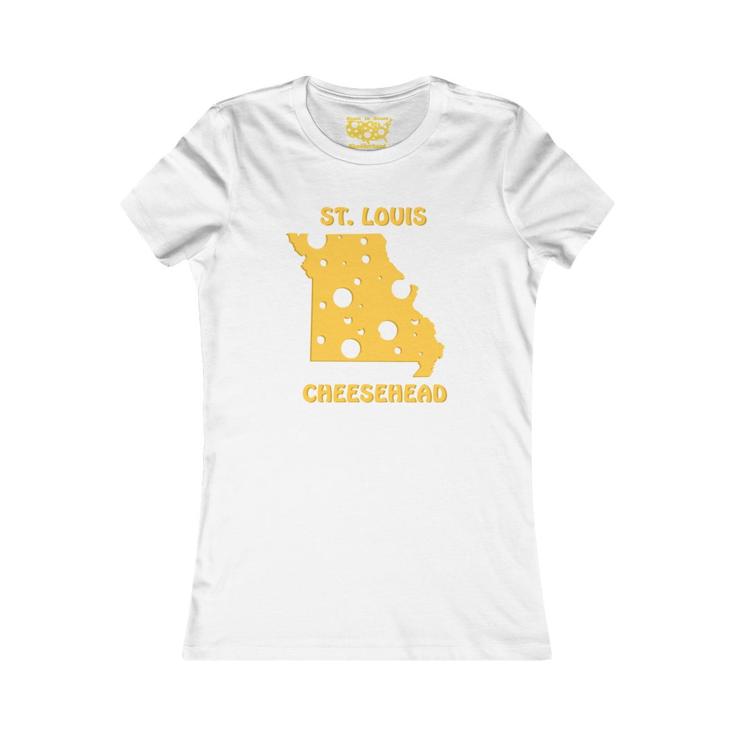 ST LOUIS Women's Favorite Tee