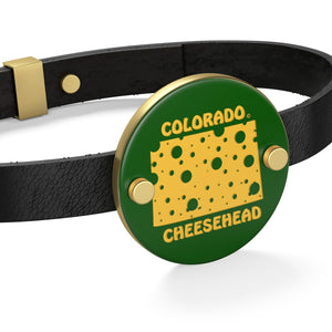 COLORADO Leather Bracelet