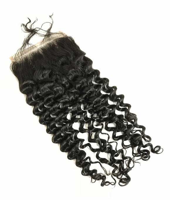 Goddess Curl Lace Closure