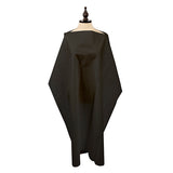 Graham Disposable Black Salon Capes