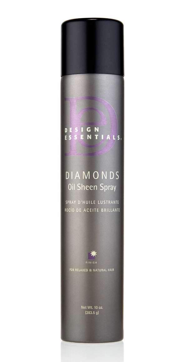 Design Essentials Diamond Oil Sheen Spray