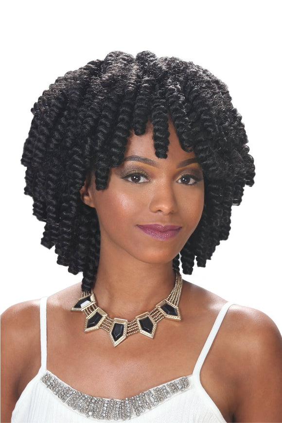 Zury Kul Kalon Togo Crotchet Braid Hair- 10 inches