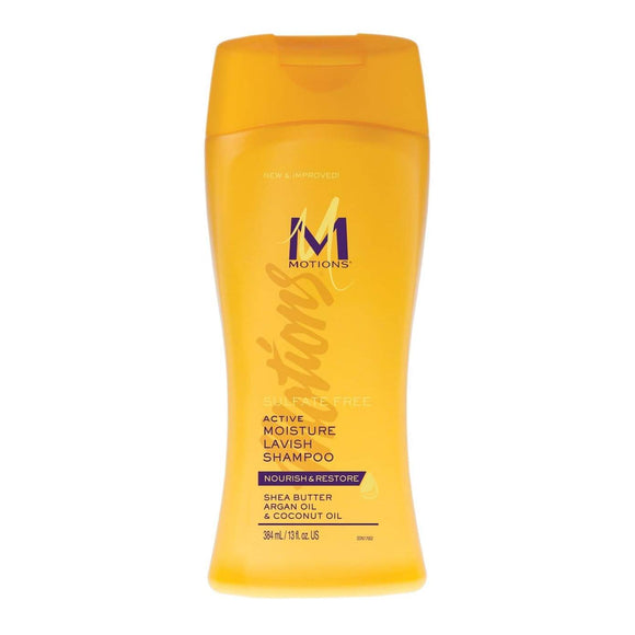 Motions Nourish Care Active Moisture Lavish Shampoo