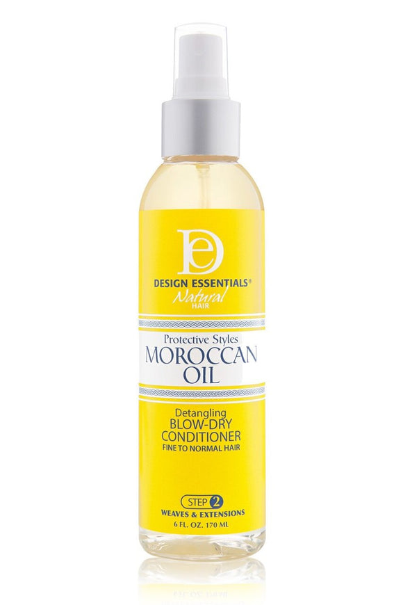 Design Essentials® Moroccan Oil Detangling Blow-Dry Conditioner