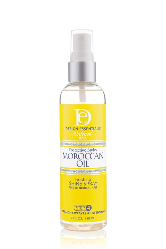 Design Essentials® Moroccan Oil Shine Spray