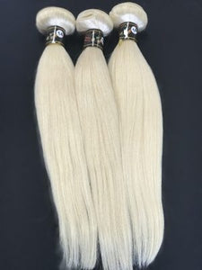 Luxe Blonde Straight