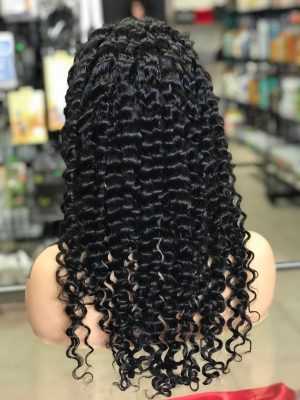 Juicy Curl Lace Front Wig