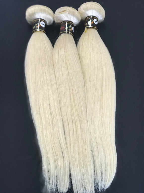 Luxe Blonde Straight Bundle Deal