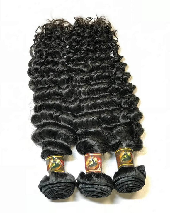 Peruvian Goddess Curl bundle deal