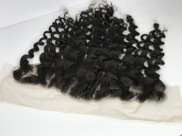 Brazilian Deep Wave HD Lace Frontal