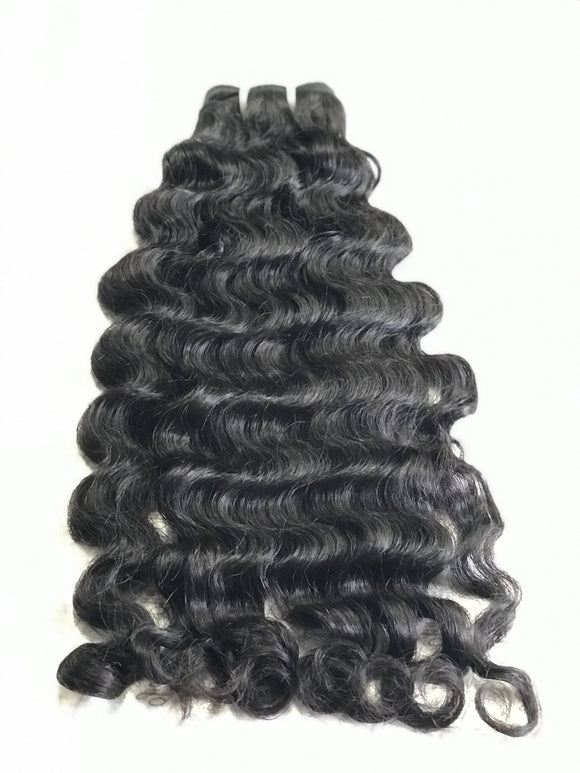 Raw Indian Curly Bundle Deal