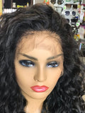 Luxury Malaysian Deep Wave Lace Front Wig (PRE-ORDER)