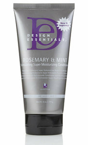 Design Essentials Rosemary & Mint Super Moisturizing Ultra Stimulating Conditioner