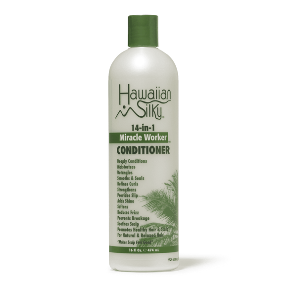 Hawaiian Silky Miracle Worker 14-in-1 Conditioner