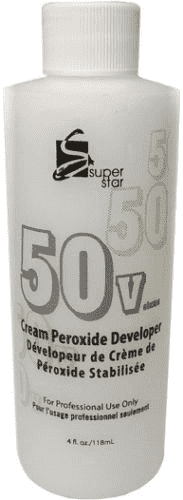 Super Star 50 volume peroxide 4oz