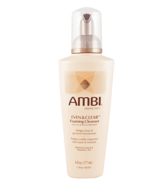 Ambi Even & Clear Foam Cleanser