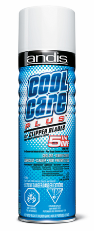 Andis Cool Care Plus 5 in 1 for blades and clippers