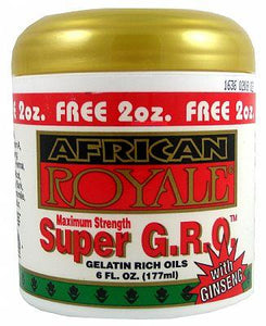 African Royale Maximum Strength Super Gro