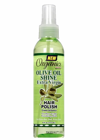 Africa's Best Originals Olive Oil Shine Hair Polish 6