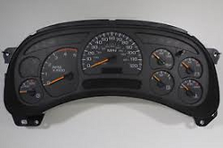 2003-2006 ADD TRANSMISSION TEMPERATURE GAUGE STOCK OVERLAY
