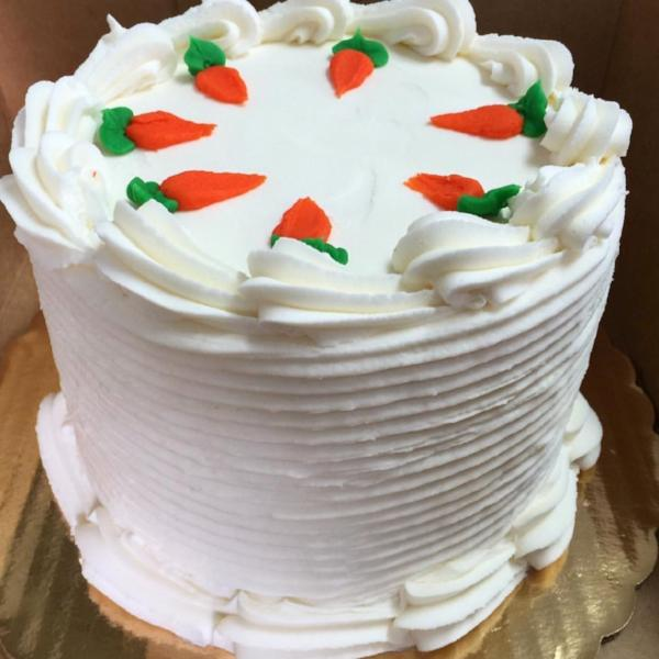 Carrot Pumpkin Cake