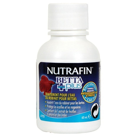 Nutrafin Betta Plus Water Conditioner