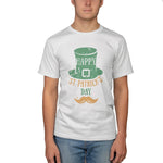 Happy St Patricks Day T Shirt - Purple Print House