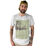 France Chamonix Ski T Shirt - Purple Print House