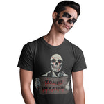 Zombie Invasion Halloween T Shirt - Purple Print House