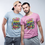 LGBT Types T Shirt - Purple Print House