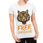 Free Joe Exotic T Shirt - Purple Print House