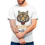 Exotic for President Tiger King T Shirt - Purple Print House