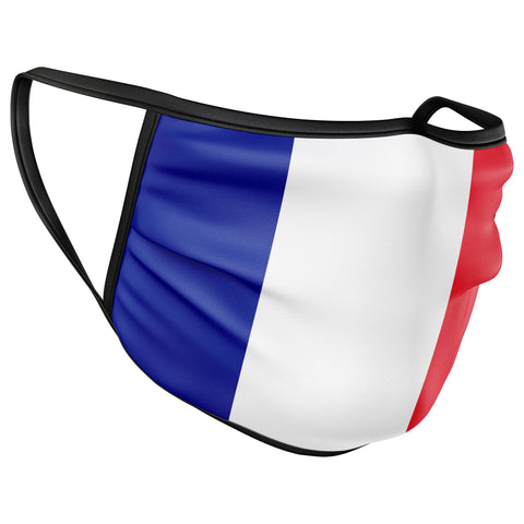 France Face Mask Covering