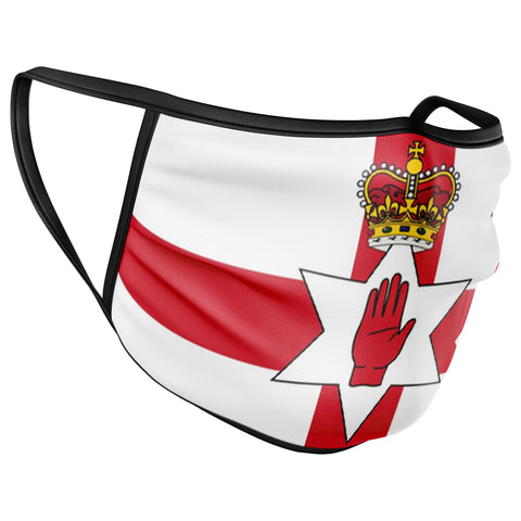 Northern Ireland Face Mask Covering
