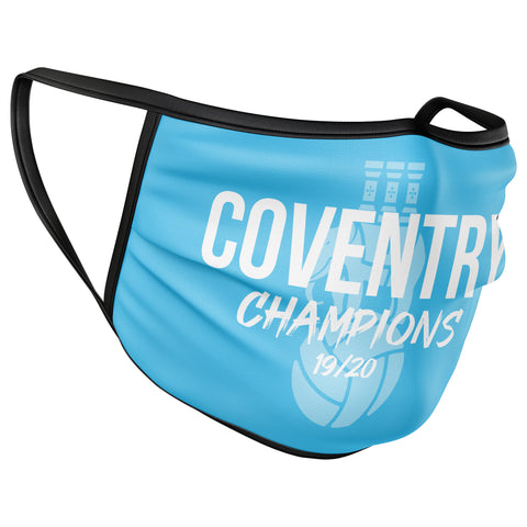 Coventry Champions Face Mask Covering