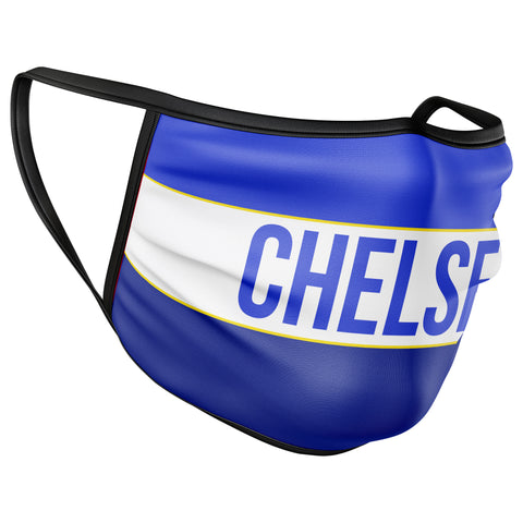 Chelsea Football Face Mask Covering