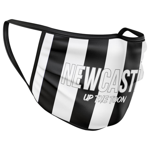 Newcastle Up the Toon - Face Mask Covering