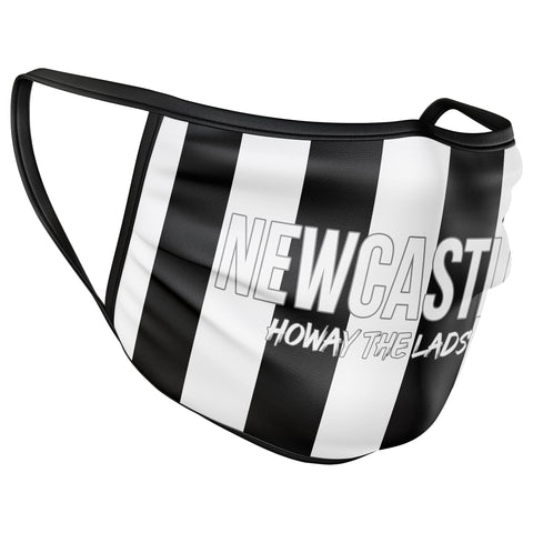 Newcastle Howay the Lads - Face Mask Covering