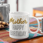 Favourite Child Funny Birthday Gifts for Mum Mug