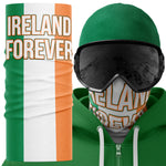 Ireland Forever Face Mask Snood - Purple Print House