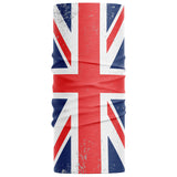 Union Jack Face Mask Snood - Purple Print House