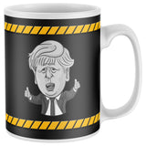 Happy Lockdown Birthday Boris Johnson Mug