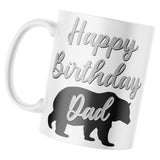 Happy Birthday Dad Mug Gifts from Daughter
