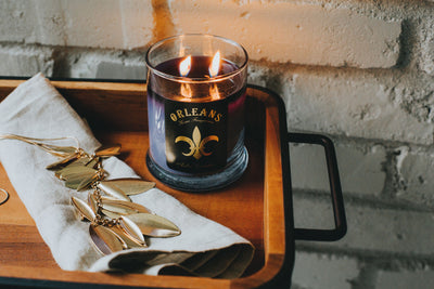 Caring for Your Orleans Candles