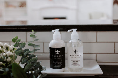 Introducing Hand Wash and Lotion from Orleans Home Fragrances