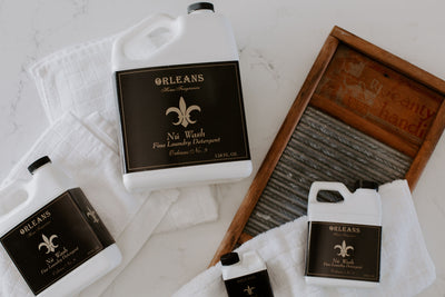 Up Your Spring Cleaning Game with Nu Wash from Orleans Home Fragrances