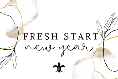 A Fresh Start to the New Year with Orleans Home Fragrances