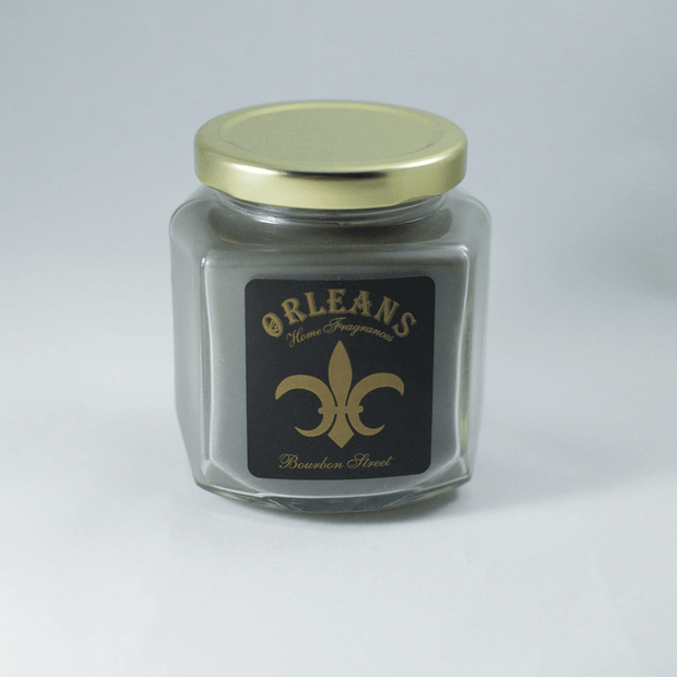 9oz Brass Lid Jar
