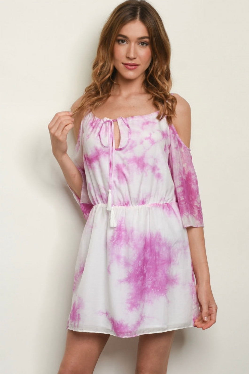 Tennyson Tie Dye Dress